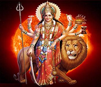 Shakti Maa Mother Goddess Durga